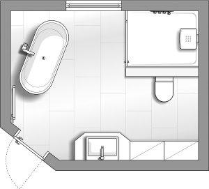 Das aktuelle Badmagazin zeigt auch Pläne der neu gebauten Bäder.